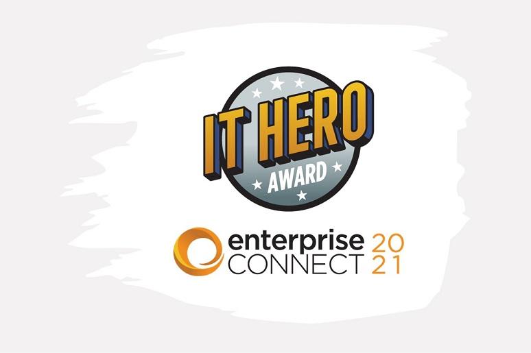 IT Hero Award logo