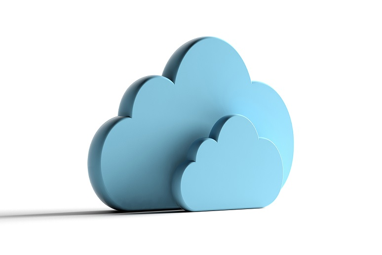 Picture of two clouds, to show UCaaS relationship between Metaswitch and Microsoft