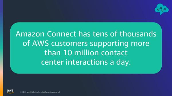 AWS customer volume
