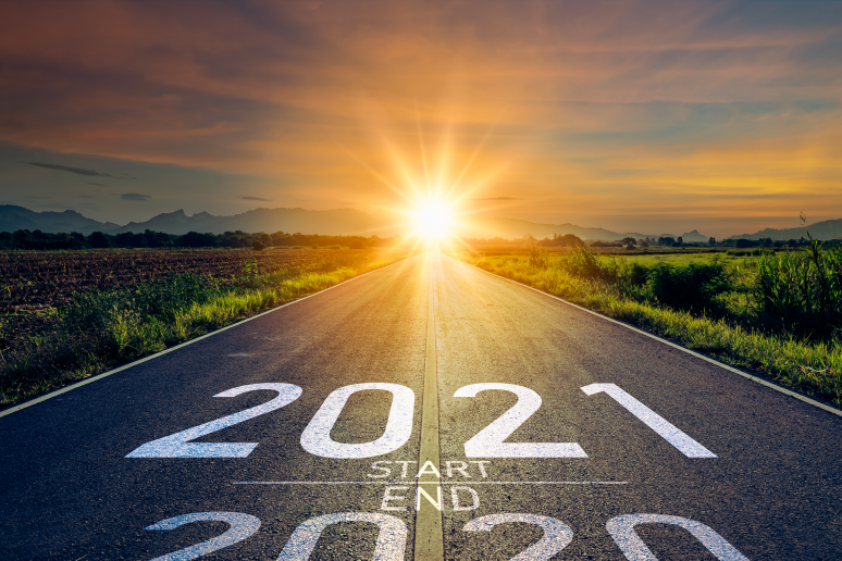 Looking ahead to 2021