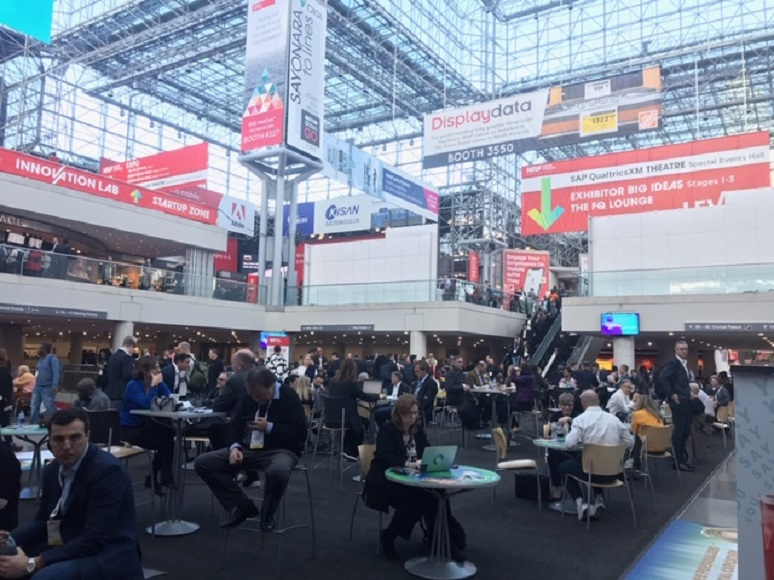 Photo taken at NRF Big Show