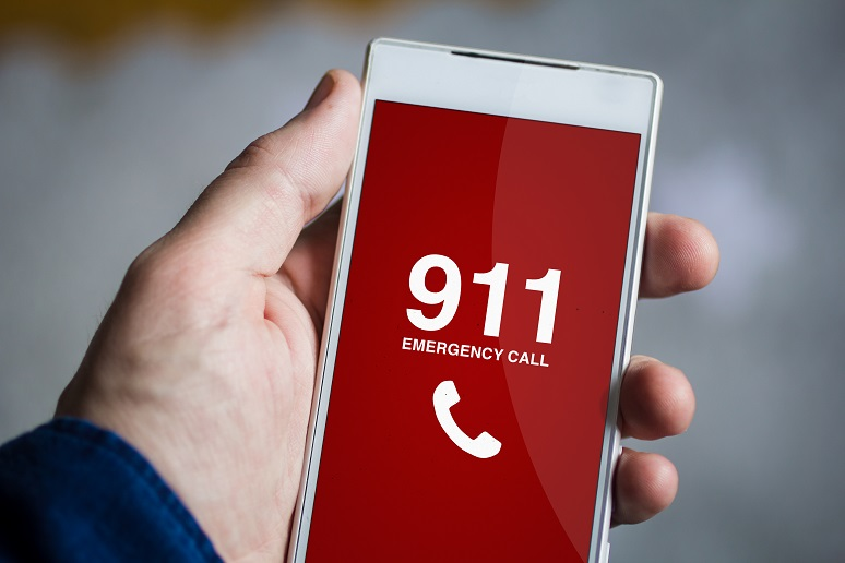 911 emergency call