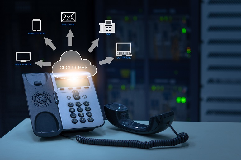 Unified Communications and Hosted VoIP for Organization AdobeStock_201742276