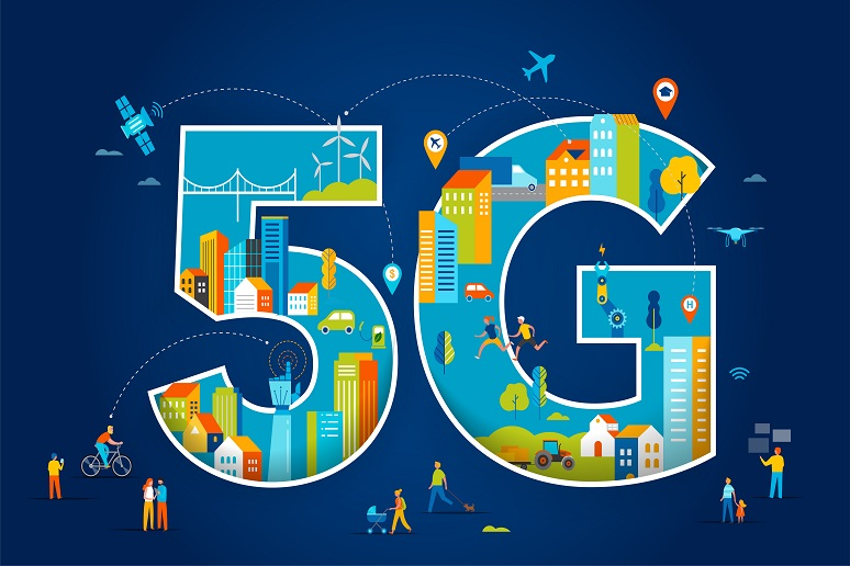 Illustration of 5G use cases