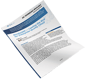 Bandwidth IDC paper