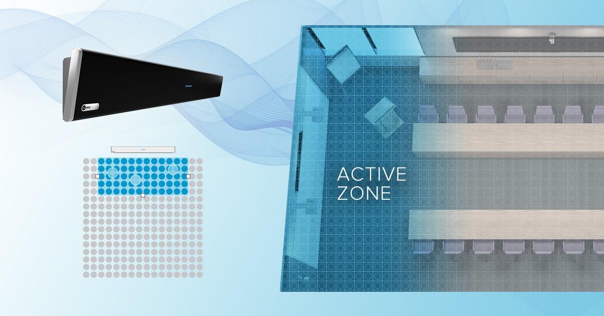 Nureva Active Zone Control