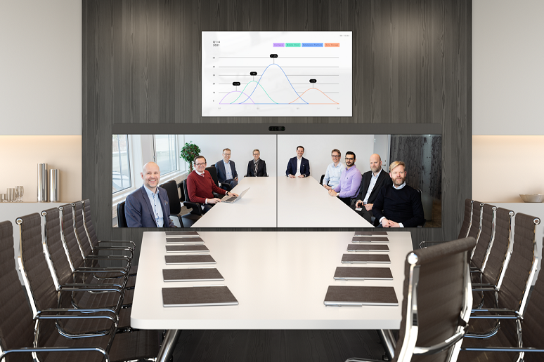 Cisco's new Room Panorama