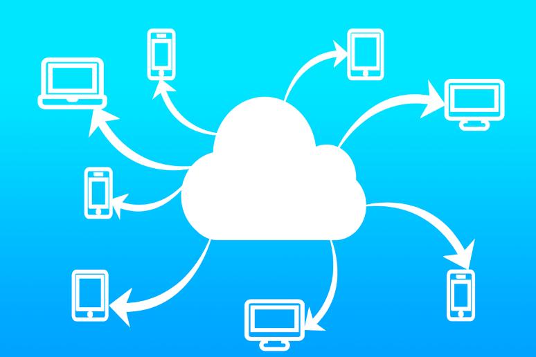 Image of cloud communications