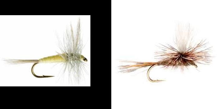 Fly-fishing flies