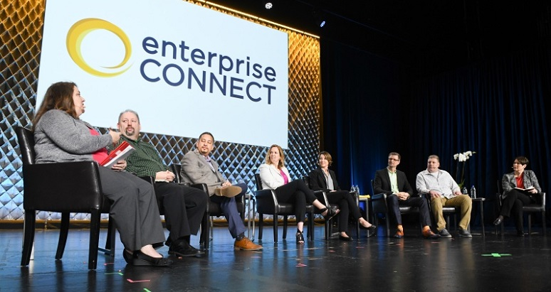 Enterprise Summit panel at EC19