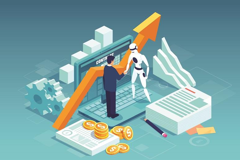 Illustration of bot