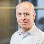 Headshot of author, Gary Forrest