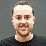 Headshot of author, Jonathan Barouch