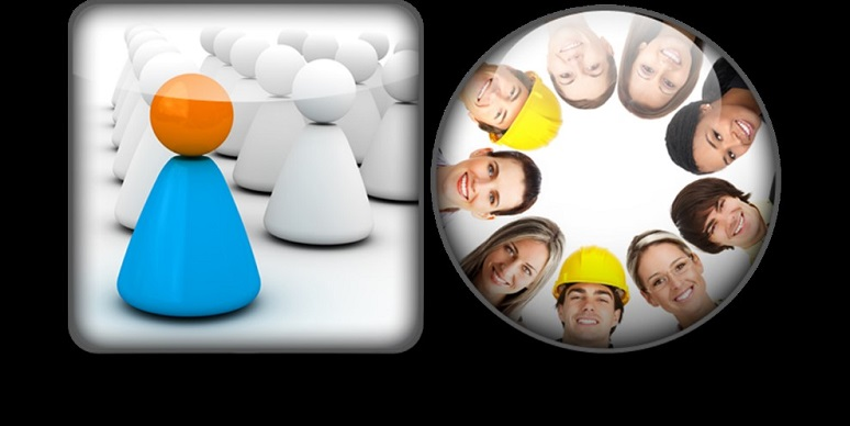 Depiction of Webex Teams for collaboration