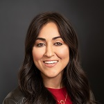 Headshot of Pegah Ebrahimi, Cisco Collaboration
