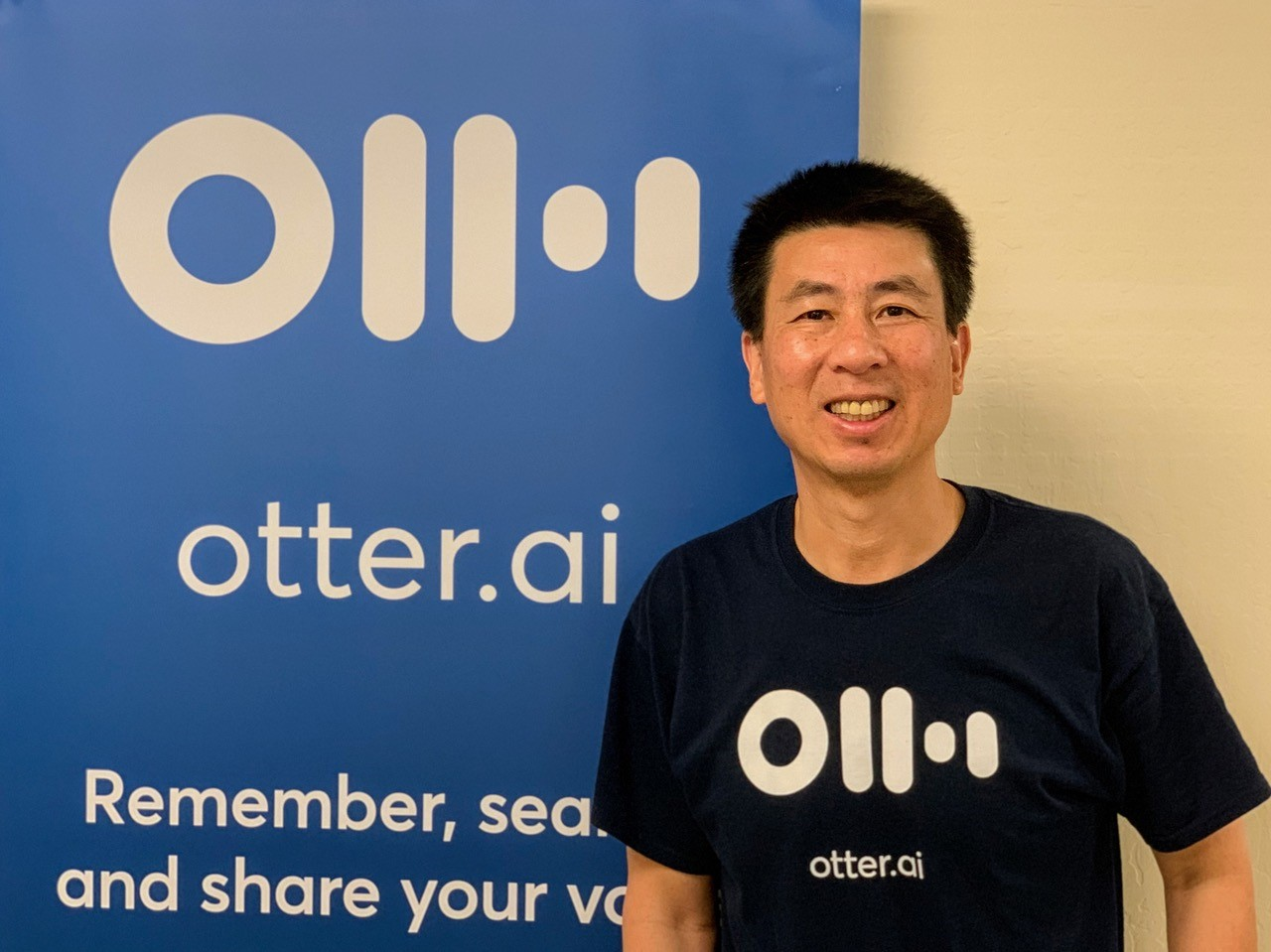 Sam Liang, CEO, Otter.ai