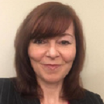 Headshot of author, Sheila Smith
