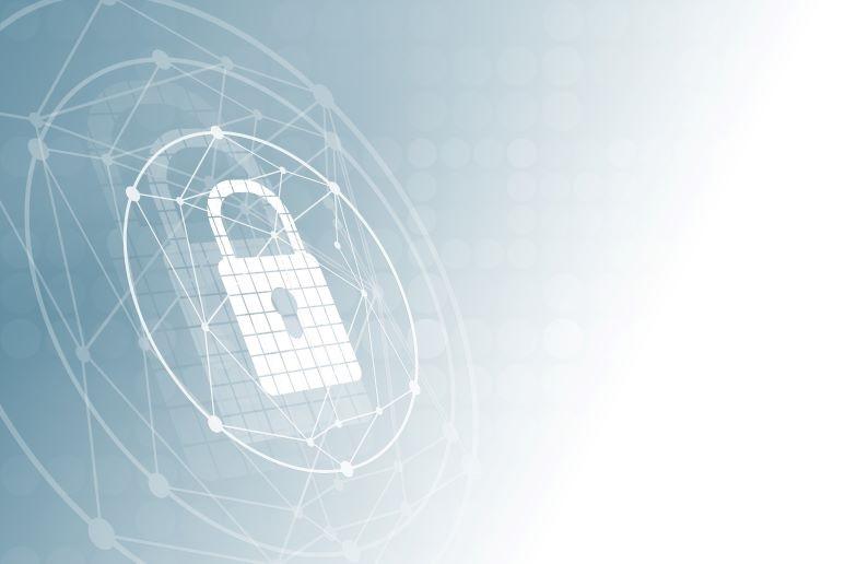 Photo illustrating data protection
