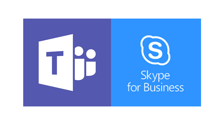 Microsoft Teams and Skype for Business