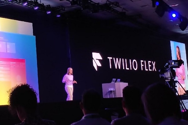 Twilio Flex presentation at Signal 19
