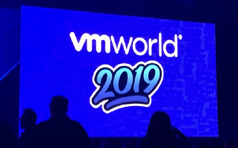 Mainstage at VMworld 2019