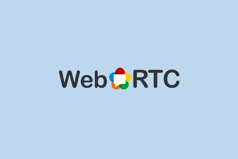 Picture of the WebRTC logo
