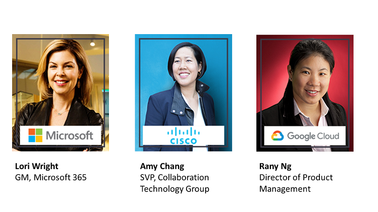 EC19 Women Keynoters