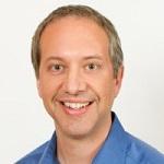 Headshot of author Chris Bauserman