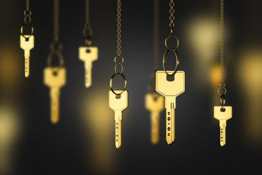Image of keys