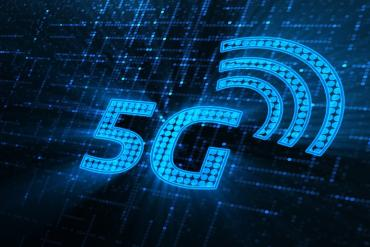 A 5G graphic