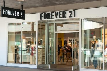 Picture of Forever 21 store