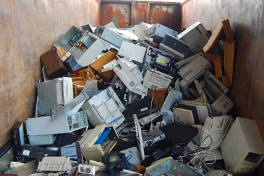 Computer and technology scrap