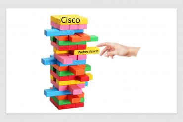 Cisco jenga