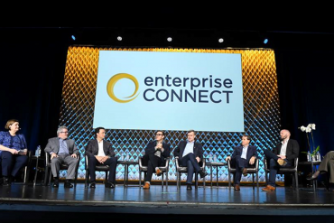 Contact center exec panel at EC19
