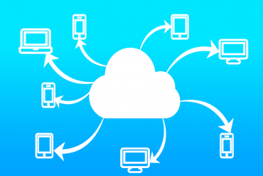 Image of cloud communications