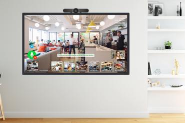 Collaboration Squared's Video Window
