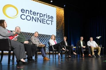 Enterprise Summit panel at EC19