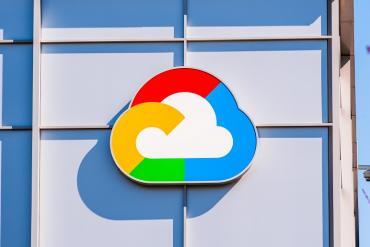 An image of the Google Cloud logo
