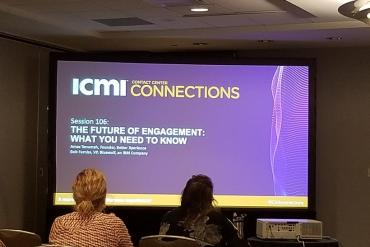 A presentation at ICMI