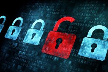 Cybersecurity locks