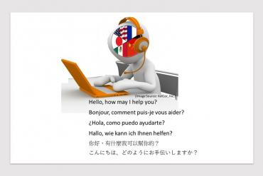 Multilingual IVA