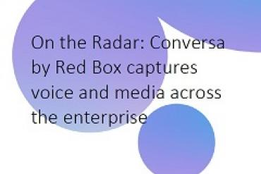 Cover image of Red Box/Omdia report