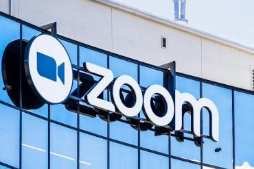 Zoom's headquarter in California