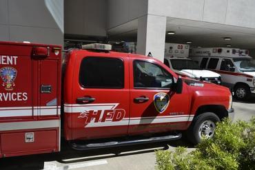 Photo of ambulance