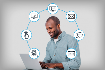 Working with an omnichannel tool