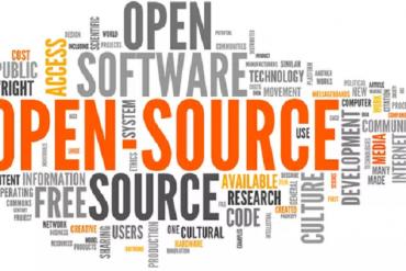 Open source word cloud