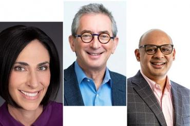 Headshots of EC keynoters