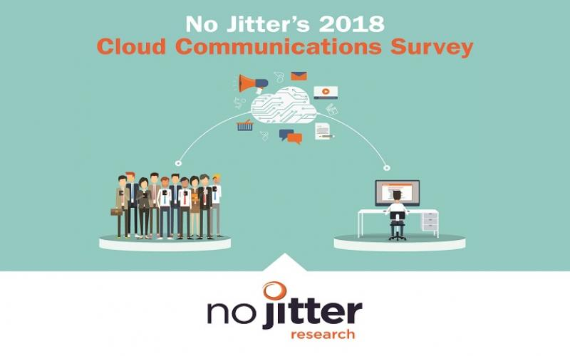 2018 No Jitter Cloud Communications Survey
