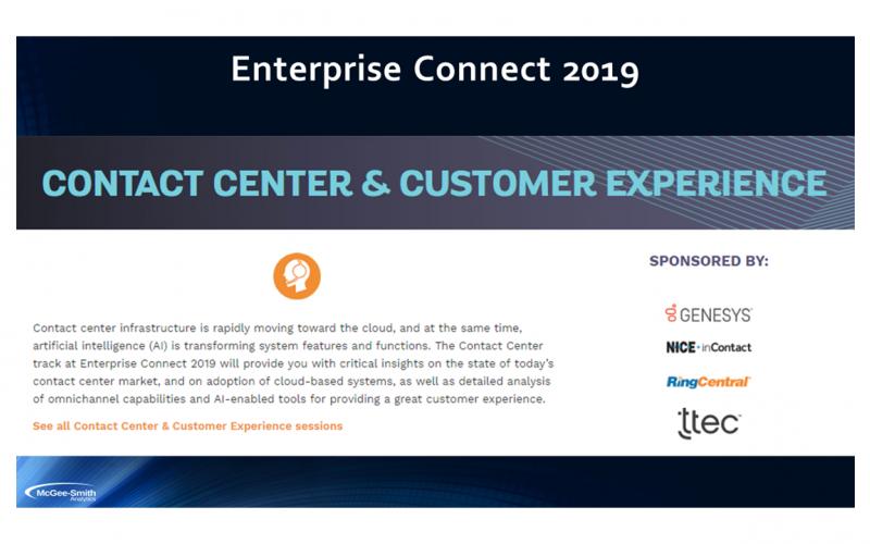 Contact Center 2018 Slide 10