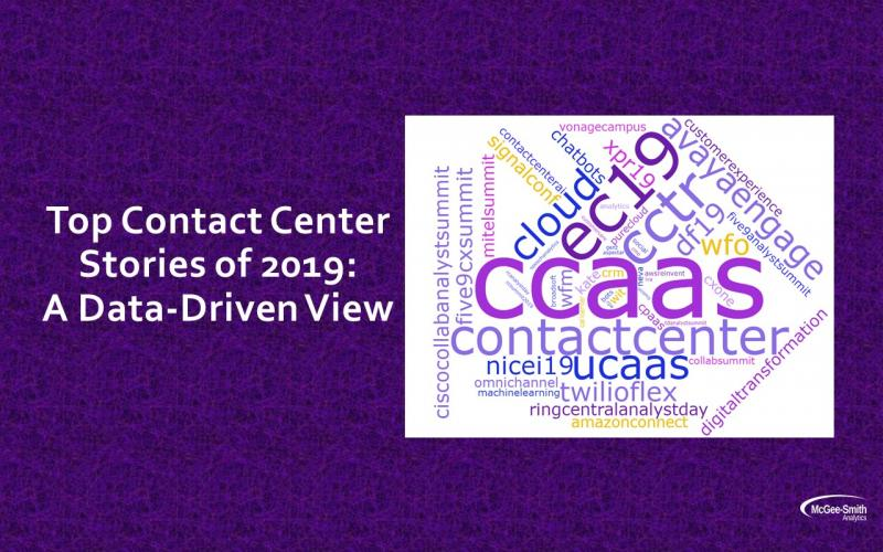 Top Contact Center Stories of 2019